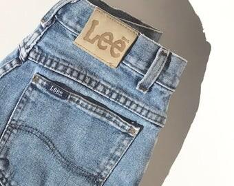 "Lee High waisted shorts 26"" waist"