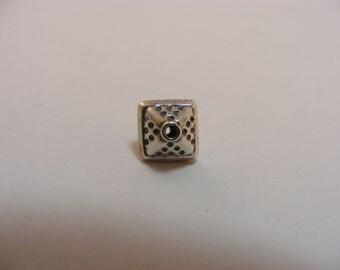 Sterling Silver Handmade Bali Bead Style B425