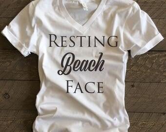 Resting Beach Face, Resting Beach Face shirt, Resting Beach Face, Resting Beach Face tshirt,beach please shirt, beach please,beach shirt