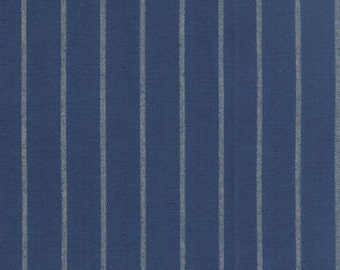 "16"" Moda Toweling in Denim - Cotton fabric"