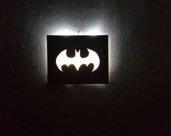 L.E.D. Batman Nightlight