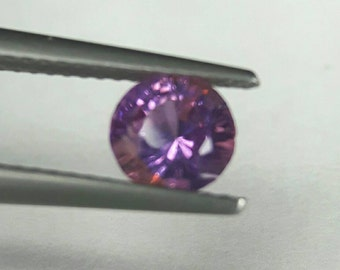 5.75mm natural pink Sapphire