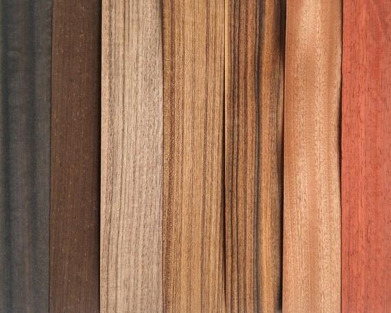 The Ringmaker's Mix #2: 8 sheets of real wood veneer [M4] / veneer ...