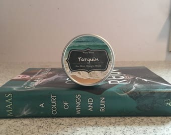 Tarquin - A Court of Wings and Ruin Inspired Candle