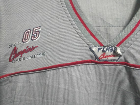 new concept 96414 34812 vintage 90s fubu champion men jersey shirt size by Theusedvintage  high-quality
