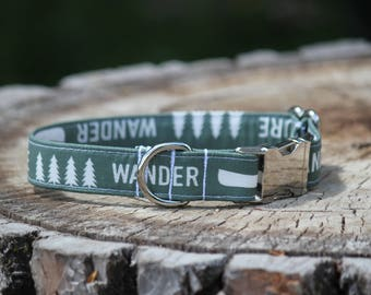 Explorer Dog Collar