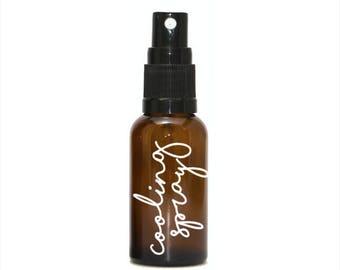 6 DIY 30 ml Spray Bottle labels - Customisable essential oil labels - essential oil accessories - DIY Labels - DoTERRA Labels - Labels ONLY