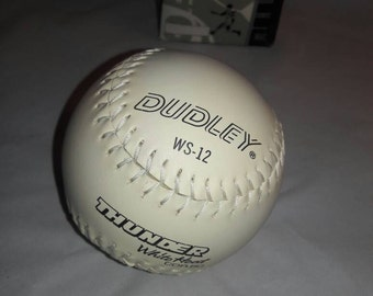 1994 Dudley WS-12 Thunder Official Softball