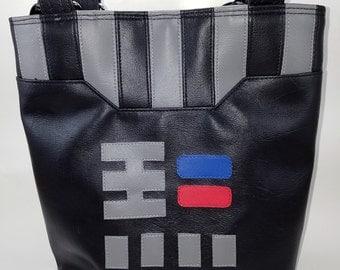 Star Wars Darth Vader Inspired Purse