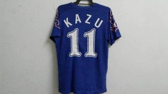 0ff653fd5fd Rare Vintage JFA Japan football association 1996 by JohnTheStore 85%OFF