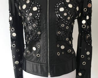 Christian Dior lamsleren jasje