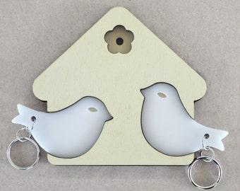 Wall Key Holder, Keychain, Key Accessories, Key Holder, Key Holder For Wall, Key Hanger, Key Ring, Key Rack, Housewarming Gift
