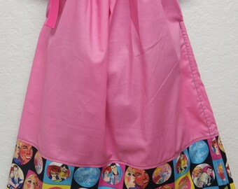 Barbie Pillowcase Dress Size 4