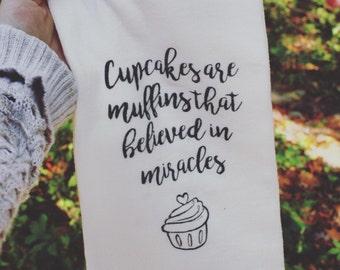 Cupcake Kitchen Towel