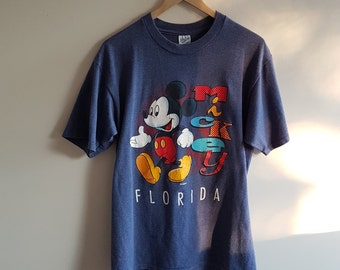 Vintage mickey mouse t shirt, velva sheen shirts, cartoon t shirt, Disney shirts