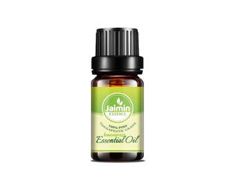 Lemongrass Essential Oil - Jaimin Essence - Pure Lemongrass Oil - Aromatherapy Oil - Therapeutic Grade - Pure Essential Oil