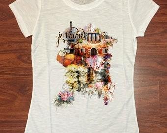 Paris Shirt / Je t'aime