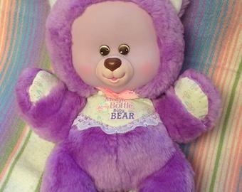 Vintage Tyco Magic Bottle Baby Bear