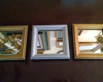 Decorative Mirror Set