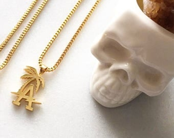 Cruel Summer Gold Plated LA Chain Necklace