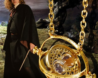 Hermione's time-Turner Necklace (Harry Potter)