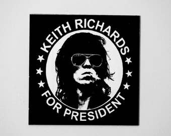 Keith Richards Magnet