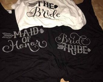 Custom bridal wear!