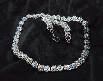 Celtic visions necklace 24 inch long
