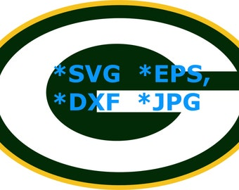 Packers Decal Etsy