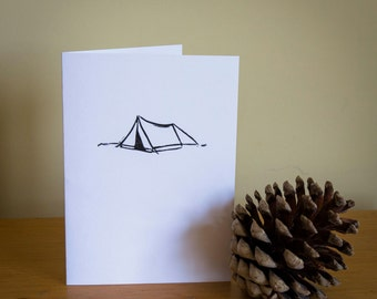 The Great Outdoors - Blank Greeting Cards
