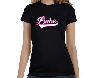Babe Women's T-Shirt (Ready to ship)