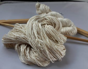 Lot 5,6,7,8,9,10 pieces Icelandic-Style 100% Silk Lotus Yarn