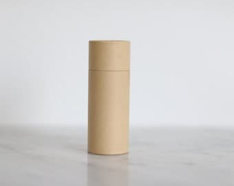 100% Recyclable and Sustainable Kraft Paper Tubes