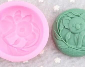 Koala Soap Mold