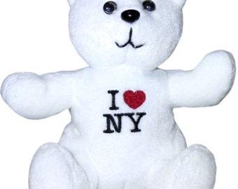 I Love New York Teddy Bears