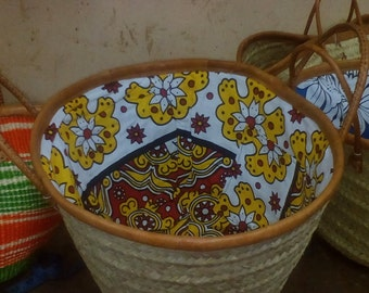 Malindi shopping basket