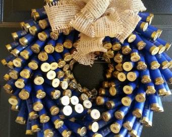 Handmade crafts from spent shotgun shells!!