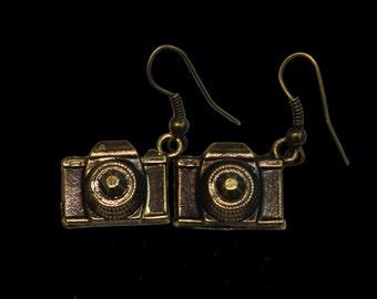 Traveller's earrings