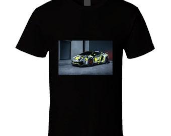 Camo Lambo Tshirt