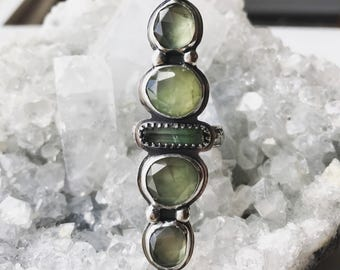 The Enchantress Ring - Green