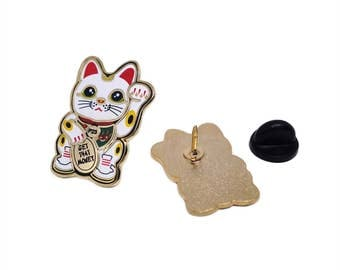 "Money Cat ""Get That Money"" Pin"