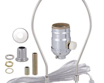 Table Lamp Wiring Kit with Full Range Dimmer socket