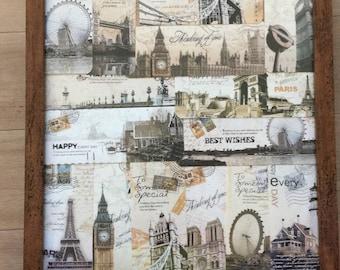 London - Paris- New York