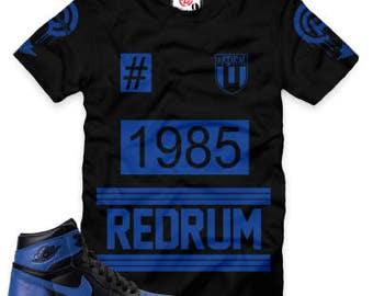 Royal 1 1985 Redrum T-Shirt