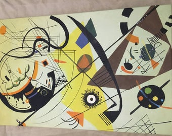 Kandinsky Wassily Painting Oil On Canvas Reproduction 02/036