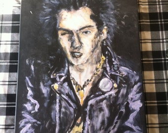 Sid Vicious by Lizzy Electro