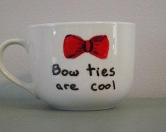 Doctor Who - Bow Ties Are Cool - Mug