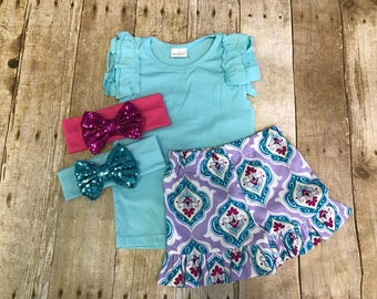 SALE!!! Ruffle shorts
