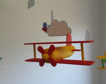 childs airplane mobile