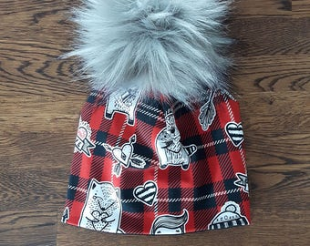 "Tuque ""Lumberjack red"""